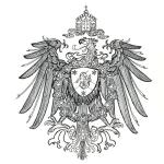 Armorial Bearing Design of a Deutsches Adler